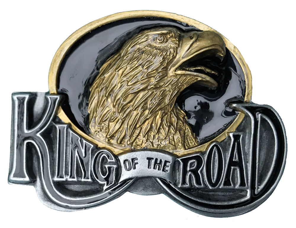 King of The Road Black & Gold Range